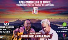 Gala cantecelor de munte | Imre & Olarasu special guests