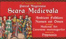 Seara Medievala in Parcul Mogosoaia