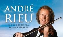 Cu 15.000 de bilete vândute într-un timp record, ANDRÉ RIEU anunță al treilea concert la Cluj-Napoca