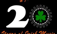 Concert aniversar Blackbeers – 20 de ani de muzica irlandeza