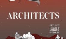 Trupa britanica ARCHITECTS este confirmata la ARTmania Festival 2019