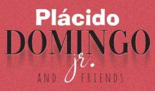 Plácido Domingo Jr. va concerta pentru prima dată în România