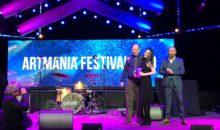 """ARTmania Festival desemnat cel mai bun festival european din 2018 la categoria """"Best Small Festival"""" de către European Festival Awards"""