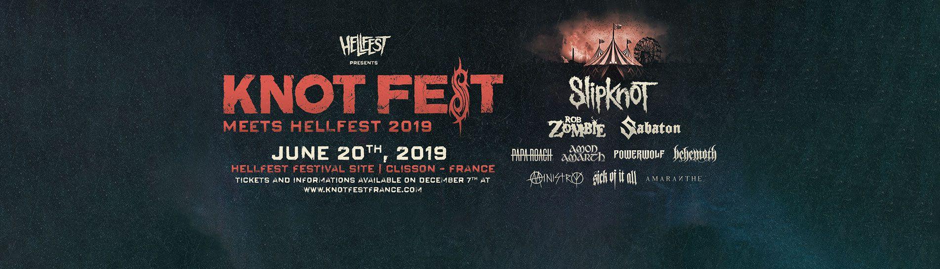 Knot Fest 2019