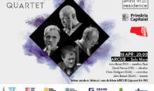 Concert de jazz avangardist cu John Betsch Quartet la ARCUB