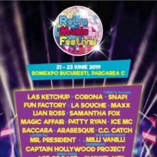 Retro Music Festival la Romexpo