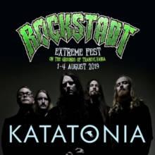 Katatonia confirmata la Rockstadt Extreme Fest 2019 - REF 2019
