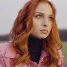 "Lucia a lansat videoclipul piesei ""catastrophe"""