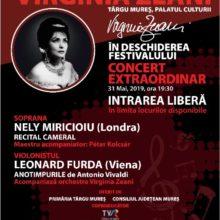 """DESCHIDEREA DE GALĂ a Festivalului Regal de Operă """"Virginia Zeani"""""""