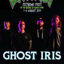Ghost Iris (DE) va urca pe scena Rockstadt Extreme Fest 2019