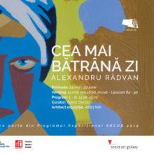 Cea mai bătrână zi – expoziție Alexandru Rădvan la ARCUB