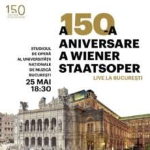 Spectacol aniversar Opera de Stat din Viena – 150 de ani