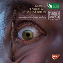 Programul special al Nopţii Muzeelor la Antipa
