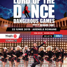 Lord Of The Dance Romania