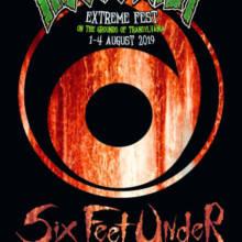 Six Feet Under pentru prima dată în România, la Rockstadt Extreme Fest 2019