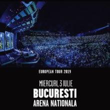 Reguli de acces la concertul Ed Sheeran, 3 iulie, Arena Națională București