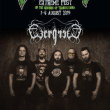 Evergreed, Nuvijan si Ura De Dupa Usa confirmati la Rockstadt Extreme Fest 2019