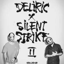Concert Deliric și Silent Strike la Arenele Romane