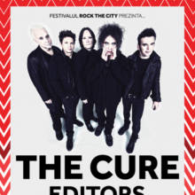 Days of Confusion și COMA deschid concertul The Cure din Piața Constituției