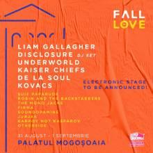 Noi confirmări la Fall in Love Festival