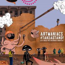 """ARTmania implementează conceptul """"Donație pentru invitație"""" începând cu ediția din 2020"""