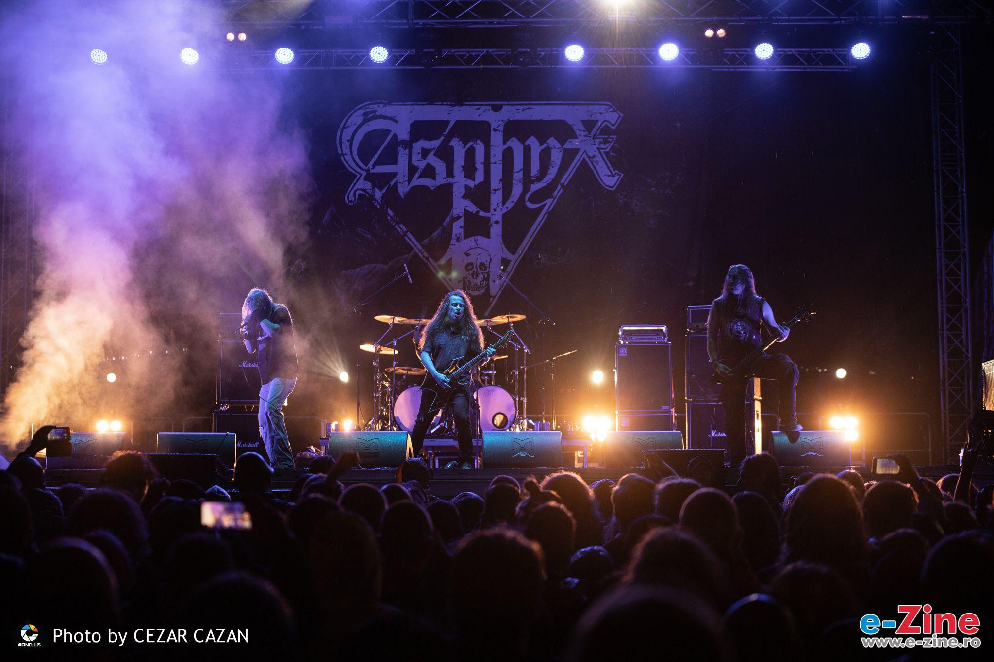 Asphyx REF 2019