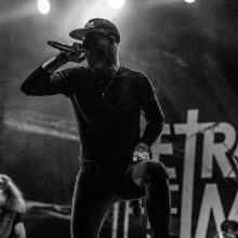 Betraying the Martyrs Rockstadt Extreme Fest 2019