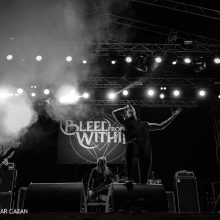 Bleed From Within Rockstadt Extreme Fest 2019