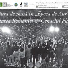 """Cultura de masă în """"Epoca de Aur"""" – Cîntarea României & Cenaclul Flacăra"""