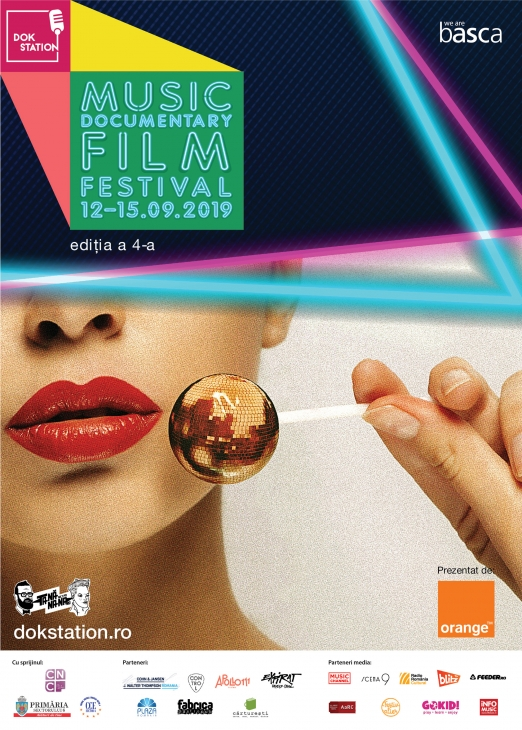DokStation Music Documentary Film Festival 4, ediția disco