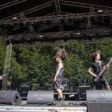Nuvijan Rockstadt Extreme Fest 2019