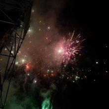 Spectacol artificii la REF 2019