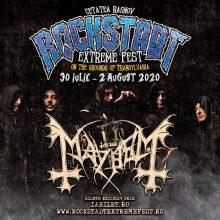 Trupa The True MAYHEM se reintoarce in Romania la Rockstadt Extreme Fest 2020