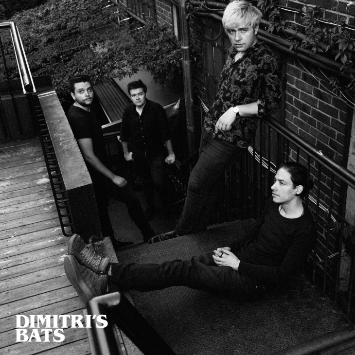 Videoclip și single nou Dimitri's Bats – Just a Little Bit