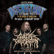 Cattle Decapitation vor canta la REF 2020