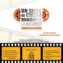 Festivalul Un secol de cinema românesc la București