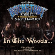 In The Woods… confirmată la Rockstadt Extreme Fest 2020