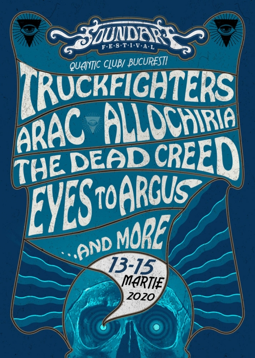 Truckfighters, Allochiria, ARAC Ensemble si alte confirmari la SoundArt Festival 2020