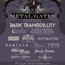Trupe noi anuntate la Metal Gates Festival