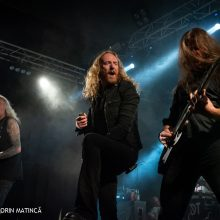 Dark Tranquillity Metal Gates 2019