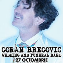 Goran Bregovic la Sala Palatului: Program si Reguli de Acces