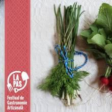 """LA PAS. festival de gastronomie artizanală"" la Timișoara"