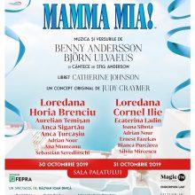 """""""MAMMA MIA!"""" – cel mai amplu musical din România, în turneu național"""