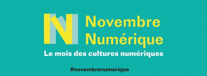 Festivalul Internaţional al Culturii Digitale, Novembre Numérique 2019