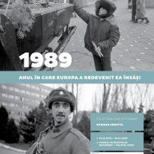 """Expoziţie-document """"1989: Anul în care Europa a redevenit ea însăşi"""" la Muzeul Municipiului Bucureşti – Palatul Suţu"""
