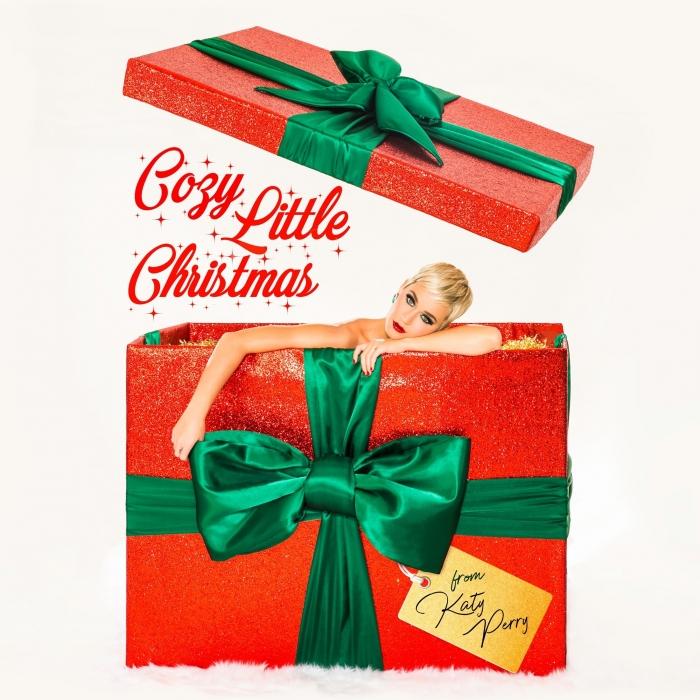 "Katy Perry lanseaza videoclipului piesei ""Cozy Little Christmas"""