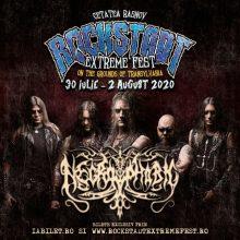 Necrophobic confirmați la Rockstadt Extreme Fest 2020