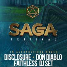 Primele nume confirmate la SAGA Music Festival 2020