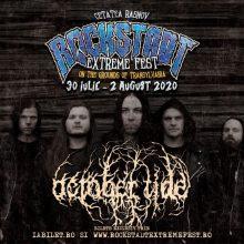 Trupa suedeză October Tide a fost confirmată la Rockstadt Extreme Fest 2020