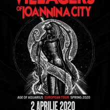 Concert Villagers Of Ioannina City in club Quantic, prezentat de SoundArt